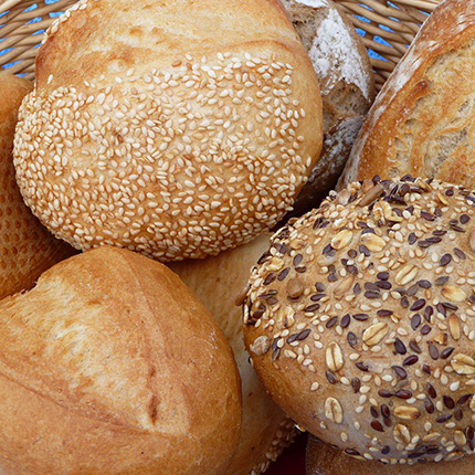 نان های سالم و رژیمی